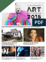 Art Rotterdam Paper 2016