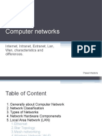 Computer Networks Lectures