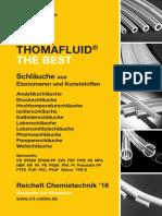 Thomafluid THE BEST1 - Schläuche (deutsch)