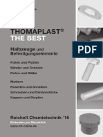 Thomafluid THE BEST3 - Halbzeuge (deutsch)