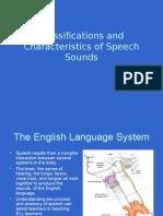 Unit1 Speech Sounds