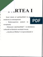 Curs Spiritualitate Ortodoxa Ascetica & Mistica