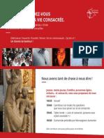 Vie Consacree Rassemblement 7fev2016