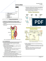 Physio 4.6 Renal Reabsorption and Secretion_Jerez