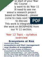 Ecosystems (1)