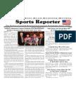 January 27 - February 2, 2016  Sports Reporer