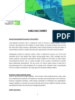 Kaec Factsheet 2015 - English Version
