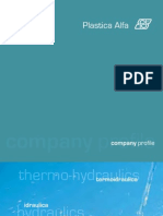 Plastica Alfa Company Profile ITA