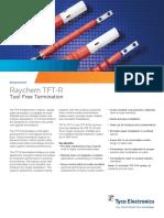 Tyco Electronics TFT 352R SG Datasheet