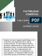 Factibilidad Comercial
