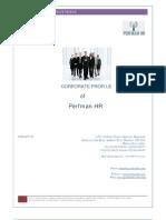 Perfman HR - Corporate Profile