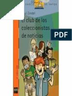 El Club de Los Coleccionistas de Noticias
