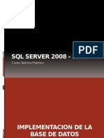 SQL Server 2008 - 2012