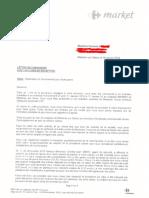 Echanges de documents