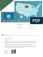 South Dakota 2015 American Conservative Union ratings