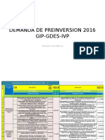 Demanda de Preinversion 2016 Final