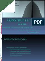 Referat 1 - Constructii Civile Office 2003