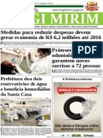 Jornal Oficial - 19/Setembro/2015