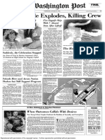 Challenger Front page