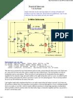 Practical 2-Wire Intercom