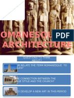 romanesque architecture weebly