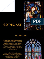 gothic art weebly