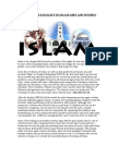 Concept of Equality in Islam (Men and Women)