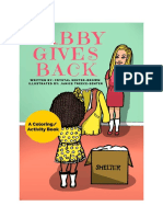 Gabby Gives Back Galley