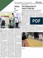 Diário Oficial – Saúde/Cidade - setembro/2015