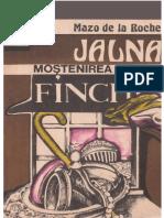 3.Mazo de La Roche-Mostenirea Lui Finch