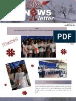 Newletter Dezembro 2015