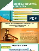 Fondo Mexicano Del Petroleo