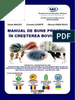 Manual de Bune Practici in Cresterea Bovinelor