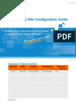 05.1-G TM BS8800&8900 Site Configuration Guide R1.0