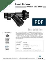 RV Valves Product Data Sheet