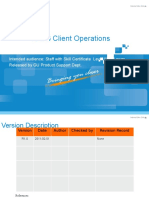 13 G TM ISMG Client Operations R1.0