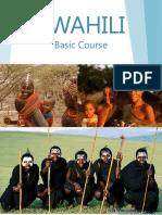 FSI - Swahili Basic Course - Student Text