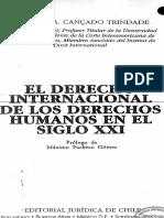 Cançado Trindade, Antonio - La Interpretacion de Tratados en El Derecho Internacional y La Especificidad e Los Tratados de Derechos Humanos