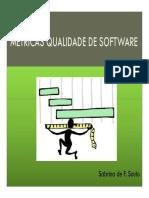 Metricas de Qualidade de Software