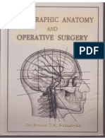 Topographical Anatomy Operative Surgery