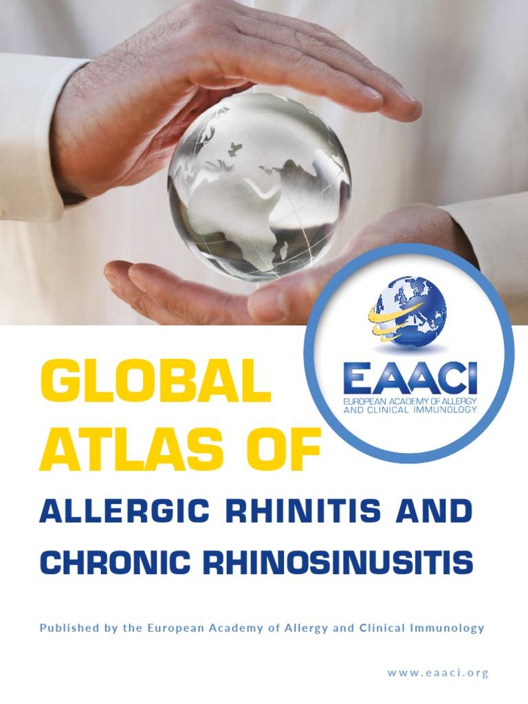 Global Atlas Of Allergic Rhinitis Chronic Rhinosinusitis