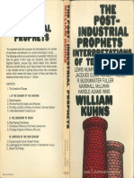 Post-Industrial Prophets - William Kuhns