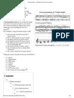 Harmonization - Wikipedia, The Free Encyclopedia
