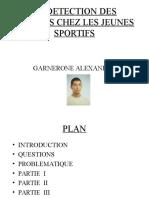 Détection Des Jeunes Talents en sport
