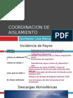 Conceptos Básicos de Coordinación de Aislamiento