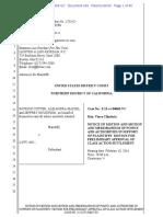 Lyft Driver Settlement