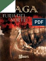 Furia Del Norte  Saga