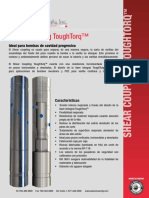 Toughtorq Shear Coupling Brochure Spanish Rev2