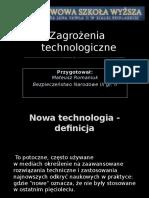 Zagrożenia technologiczne
