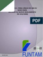 Catalogo FUNTAM (Torres Serie Paris).